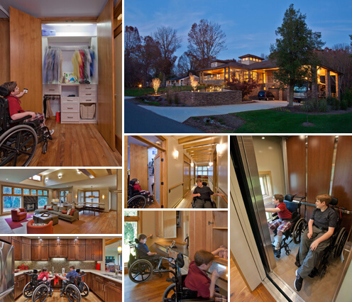 Universal Design Bethesda | Accessible, Barrier-Free Home